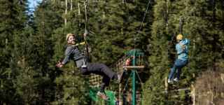 Treehouses available to book at Woburn Forest