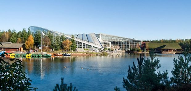 Example Activity Pricing Center Parcs