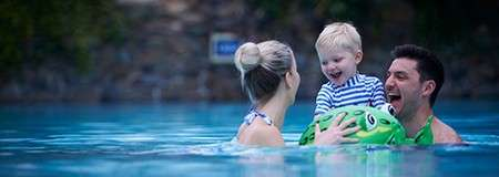 Subtropical Swimming Paradise | Water Park Holidays
