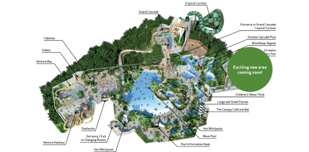 Sherwood Forest Centre Parcs Map Subtropical Swimming Paradise | Water Park Holidays | Center Parcs Sherwood Forest Centre Parcs Map