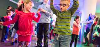 Children's Easter Disco