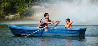 Rowing Boat Hire