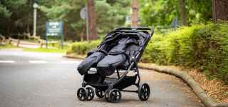 Double Pushchair Hire