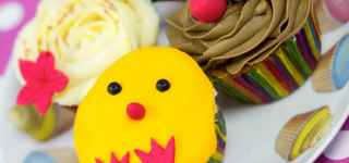 eater cupcake for little ones