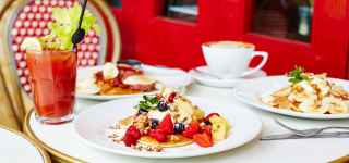 Café Rouge Breakfast