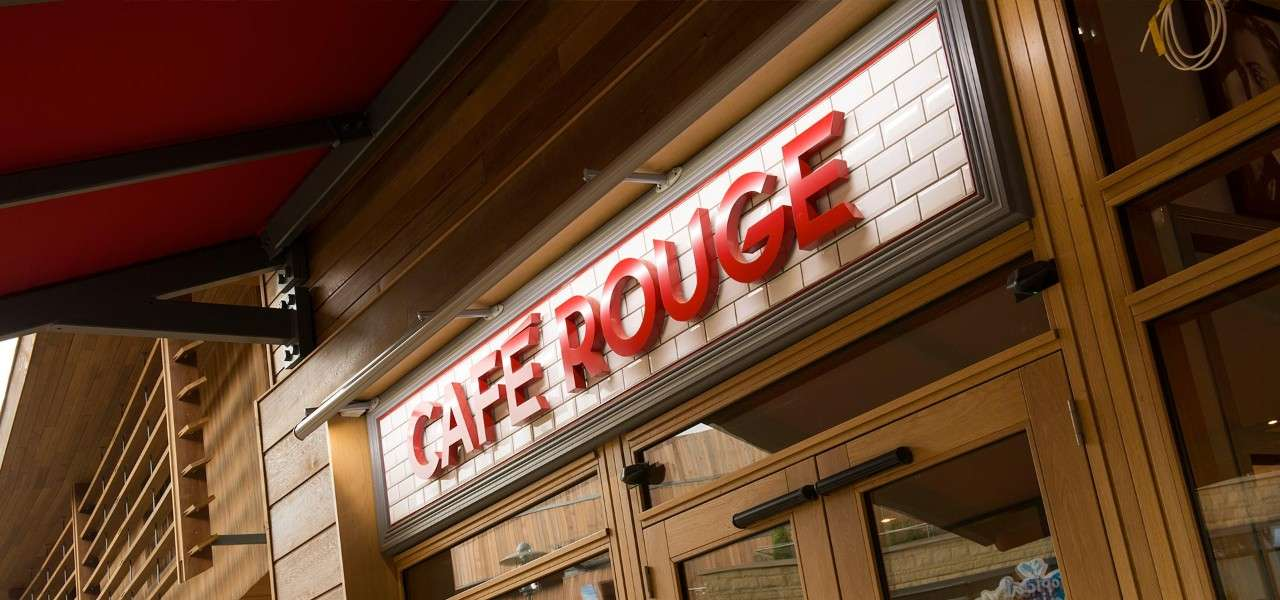 New Year's eve Cafe Rouge
