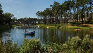 Woburn Forest boats