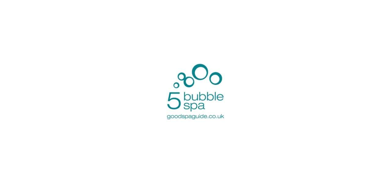 5 bubble spa award